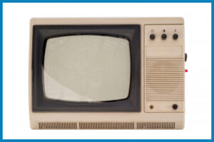 Remember Television, Old Technology Addiction by Fred Campos, https://www.daddygotcustody.com
