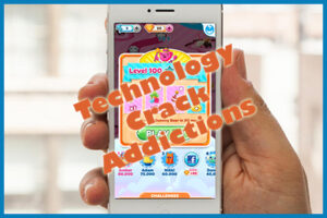 Technology Crack Addictions by Fred Campos, http://DaddyGotCustody.com