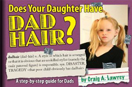 Dad Hair Book Review by https://www.daddygotcustody.com