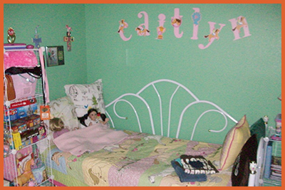 Your Kids Need their Own Room at Your Place by Fred Campos https://www.DaddyGotCustody.com