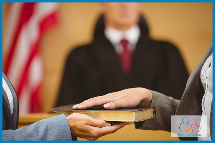 Advice on Custody Depositions