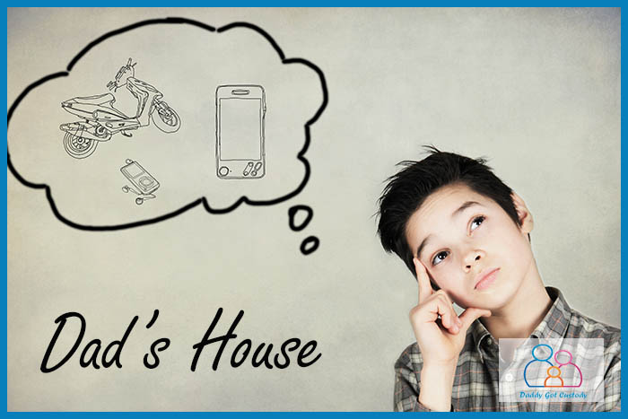 Can Kids Decide Who They Want to Live With? by Fred Campos