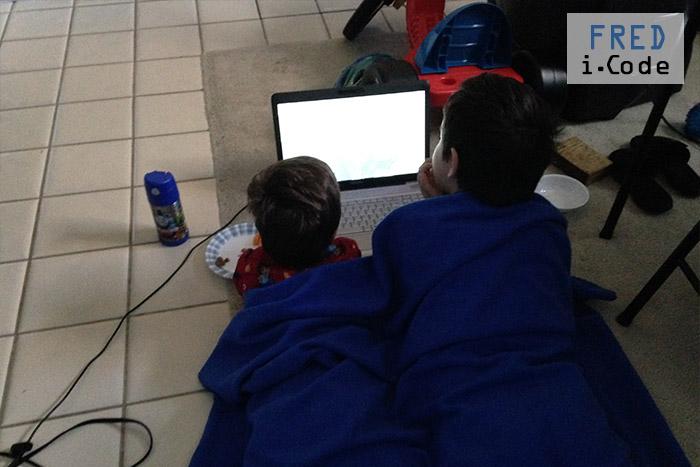Computer Coding Starts in Kindergarten by https://www.DaddyGotCustody.com