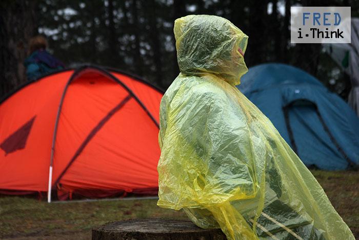 Bonding During Failed Camping Trip