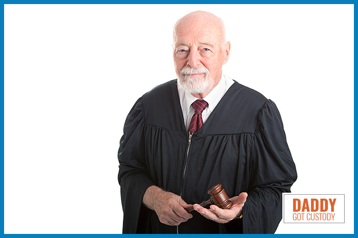 How to Mean Business in Front of Your Judge