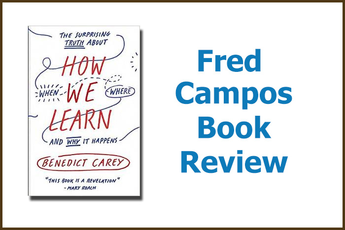 How We Learn, Benedict Carey DGC Book Review