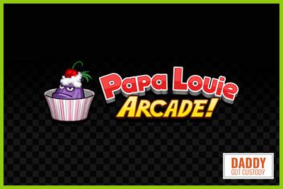 5 Free Papa Louie Arcade Games http://PapaLouie.com