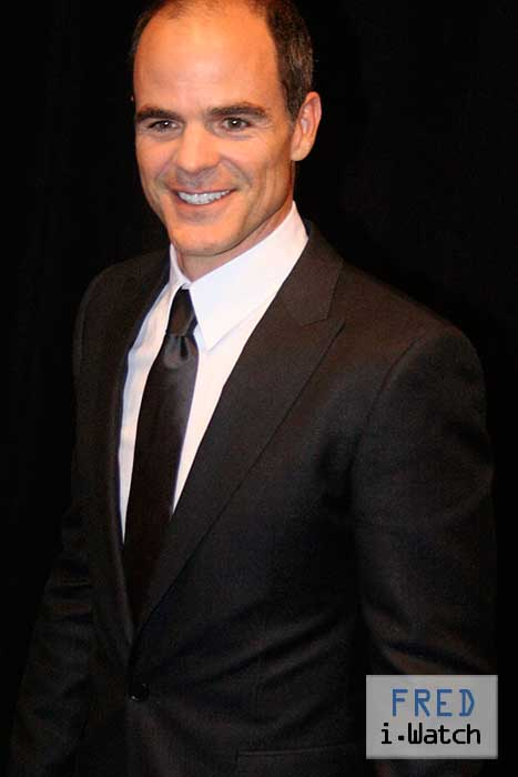 Doug Stamper played by Michael Kelly