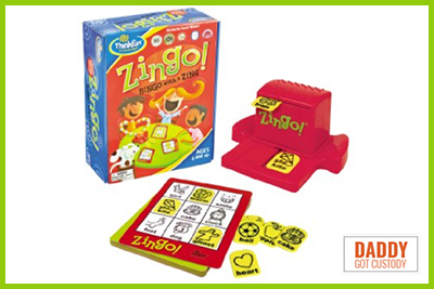 Click to Buy Zingo!