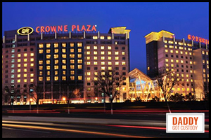Click for the Crowne Plaza Beijing