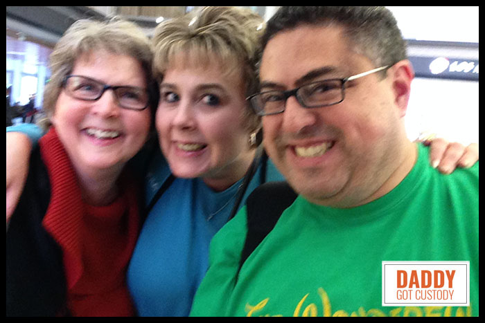 The HEB China Team 2015, Fred, Lisa & Debbe