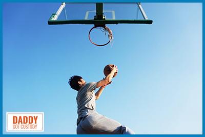 Encourage Your Kids to Play Sports https://www.DaddyGotCustody.com