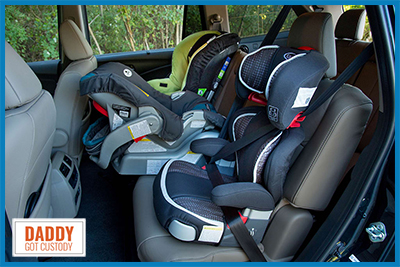 Will 3 Car Seats Fit? Click Cars.com for the Answer