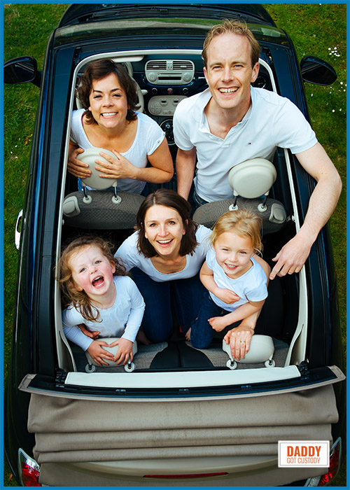 Coping with a New Stepparent
